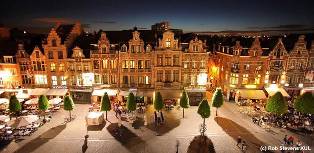 Oudemarkt_Leuven